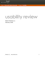Usability Review