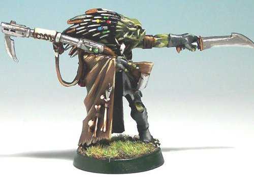 Kroot Special Character