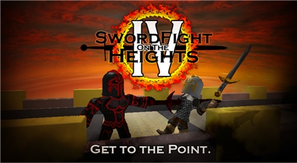 Sword Fights on the Heights IV - a ROBLOX free game