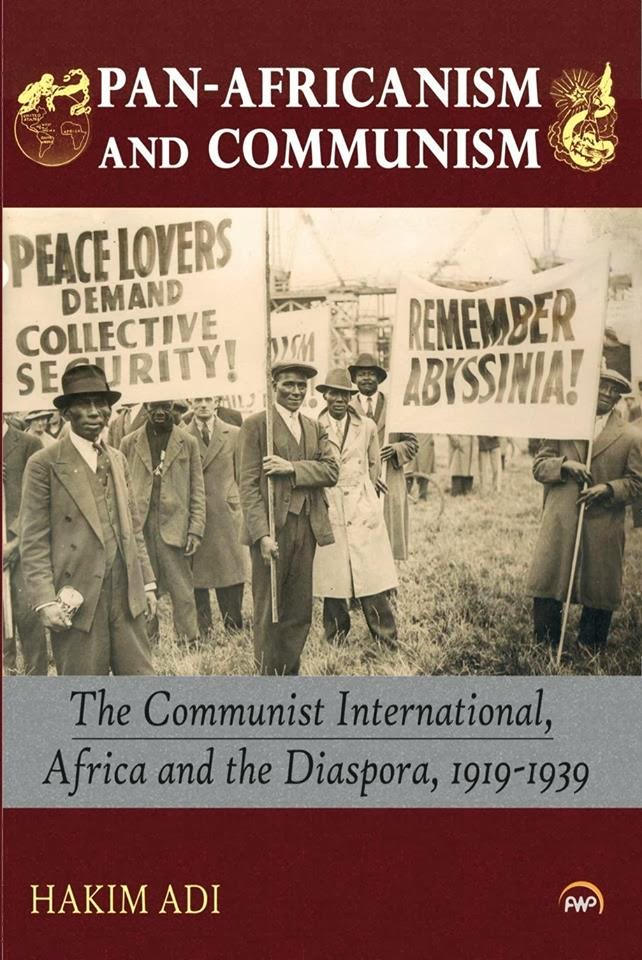 Sons of Malcolm presents: COMMUNISM AND PAN-AFRICANISM: A conversation with author Hakim Adi
