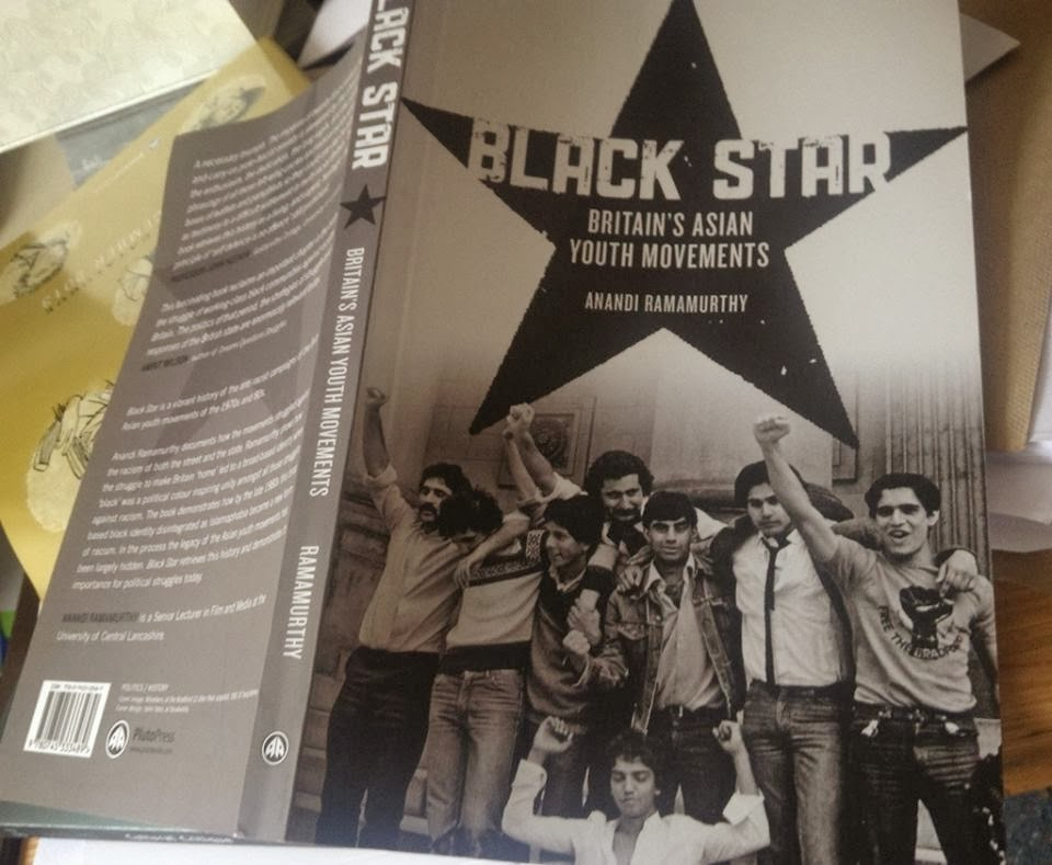 Sons of Malcolm presents Anandi Ramamuthy's book launch of 'Black Star: Asian Youth Movements'