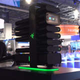 Checking Out Razer's Modular PC Project Christine - CES 2014