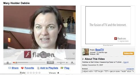 Google decided it was time to start making money and rolled out the first ads for YouTube in August 2007