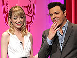 It's Oscar Time! And the Nominees Are ... | Emma Stone, Seth MacFarlane