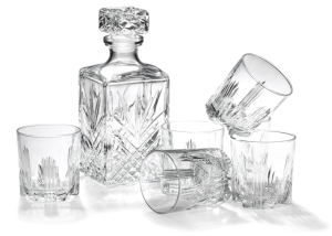 Scotch Glasses Set