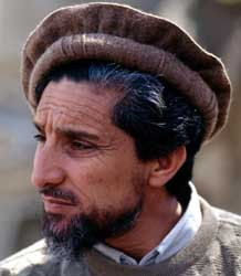 Ahmed Shah Massoud.