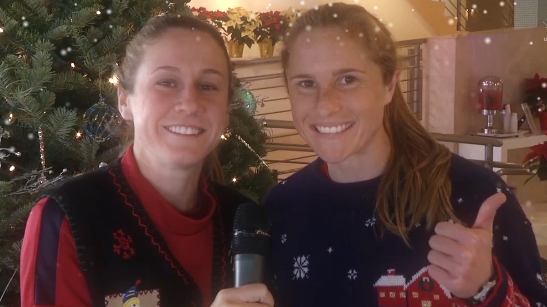 Happy Holidays from the U S  Soccer Thumbnail