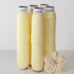Lemon Yellow Fold Over Elastic