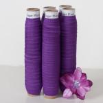 Sugar Plum Purple Fold Over Elastic