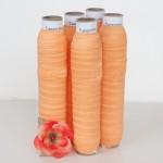 tangerine fold over elastic