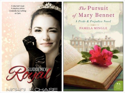 The Pursuit of Mary Bennett by Pamela Mingle_Fotor_Collage