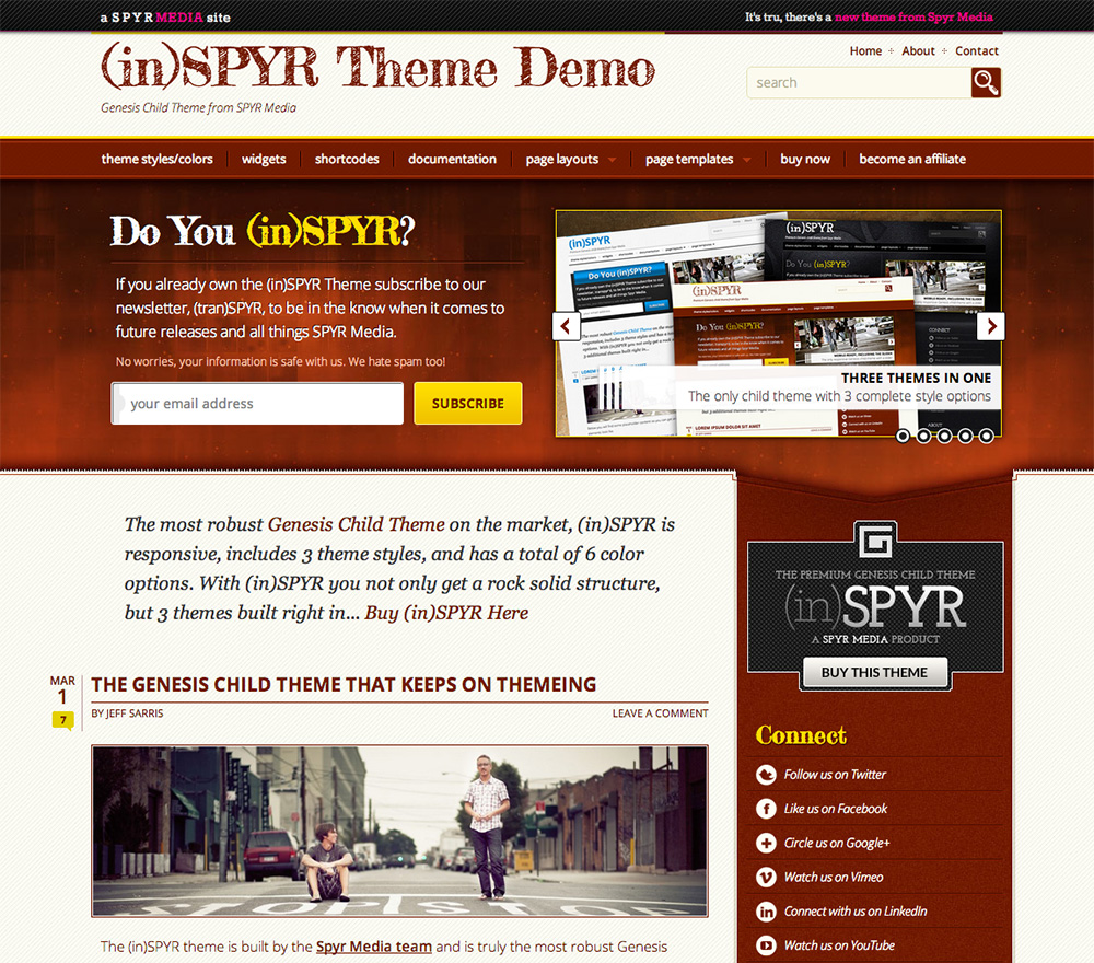 inspyr-screenshot