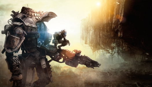 Titanfall looks amazing, but it plays much, much better than it looks