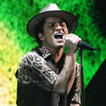 Bruno Mars Says He's Ready for His Big Stage