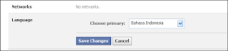 Facebook-Language-Option