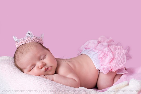 perth baby photographer, perth newborn photographer, in studio, ruffle pants,