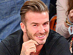 Star Tracks: Star Tracks: Monday, February 3, 2014 | David Beckham