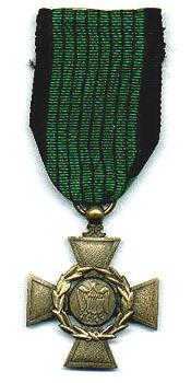 Croix de Guerre Legionnaire