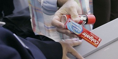 How toothpaste could be used as an explosive weapon on a plane