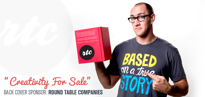 Creativity For Sale and Round Table Companies