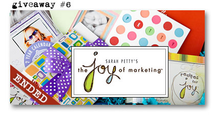 Paperie Boutique Birthday giveaway six