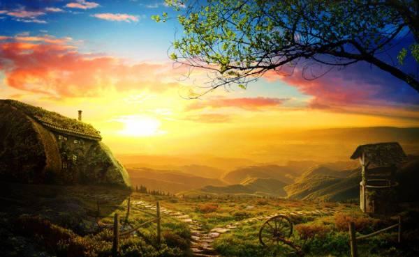 Sunrise Tutorial