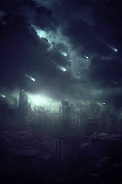 Apocalyptic Sci-Fi Photo Manipulation