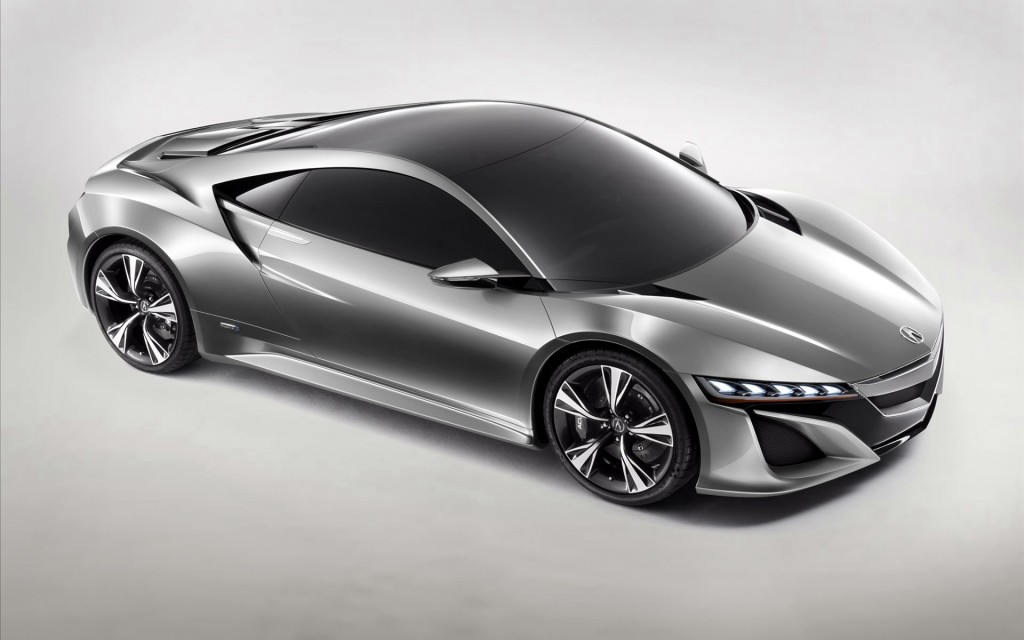 2013 acura nsx concept wide 1024x640 2013 Acura NSX Concept Review