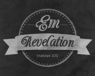 Revelation - Retro Logo