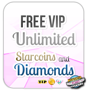 free unlimited vip accounts, starcoins and diamonds