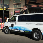 VIA Provides World's First Electric Shuttle Van Services to Filmmakers at Sundance Film Festival