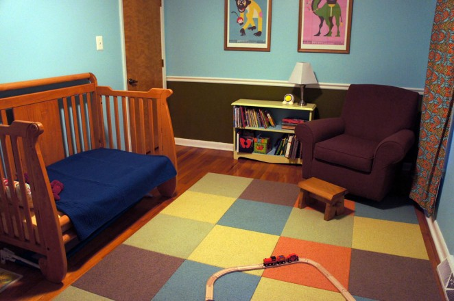 Home Interior, Using Carpet Tiles to Make the Floor Look Nice: Nice Carpet Tiles