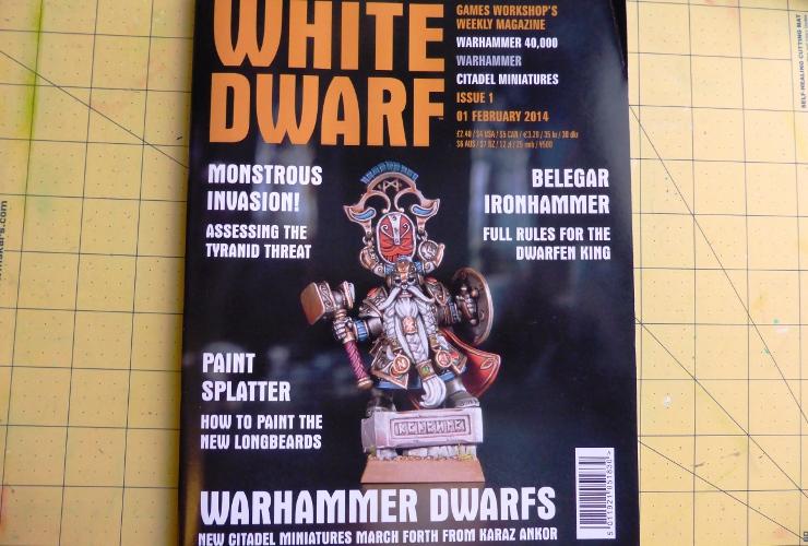 New White Dwarf Review