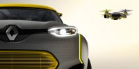 Renault's Off-Roader Concept Launches a Drone Out of Its Roof