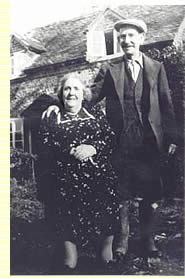 Enos White and his wife, from the Copper Family website