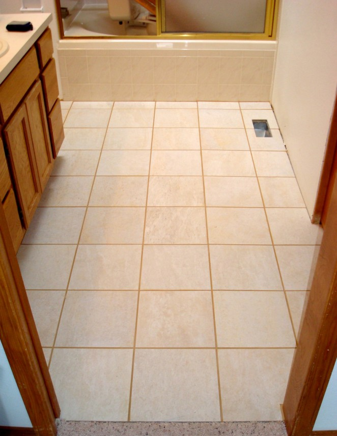 Home Interior, Floor Tile for A House: Floor Tile Ideas Layout