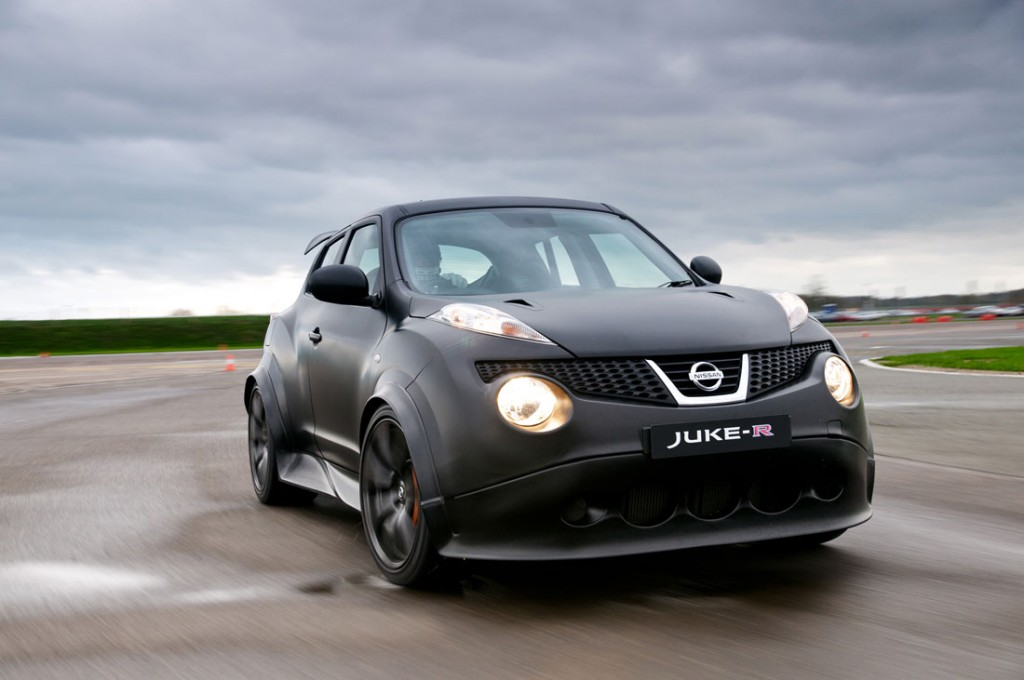 nissan juke r 1024x680 The end of the Nissan Juke R