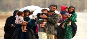 Refugees 300x136 Top 10 problems facing children Everybody creepy