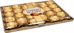 Ferrero Rocher 300x136 Top 10 brands of chocolate for you Choco addicts