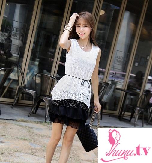 Váy áo đẹp dành riêng cho mùa thu 2013 khiên bạn nữ thời trang mê mẩn phần 5