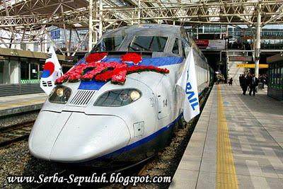 89 10 Kereta Tercepat di Dunia