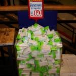 Paracetamol vom Wühltisch in Venlo