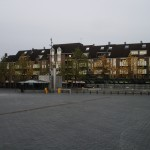 Foto: Der Marktplatz in Venlo Nolensplein 3