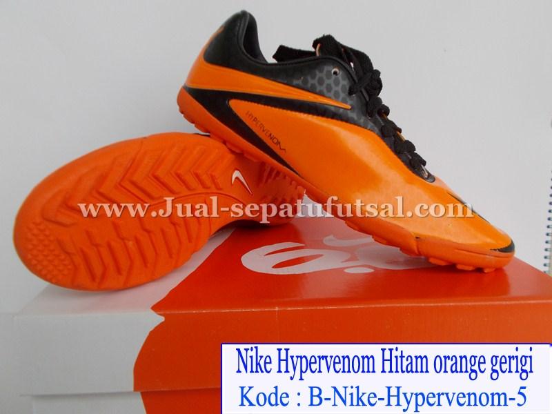 Sepatu Futsal Nike Hypervenom Gerigi