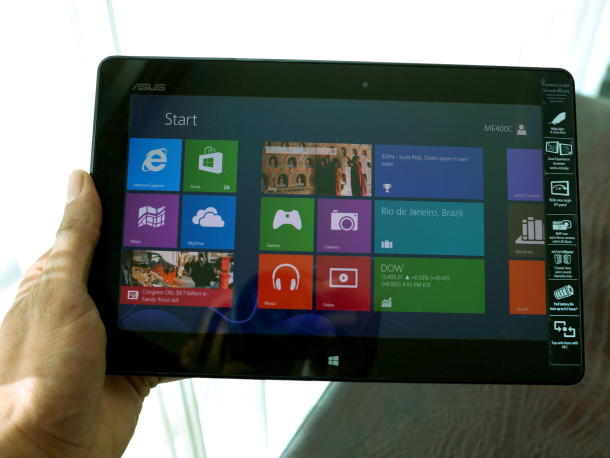 Asus Vivo Tab Smart Tablet