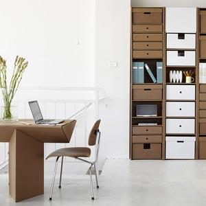 мебель из картона 07