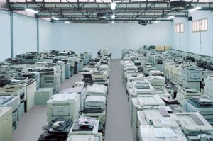 Old Copier Machines Image