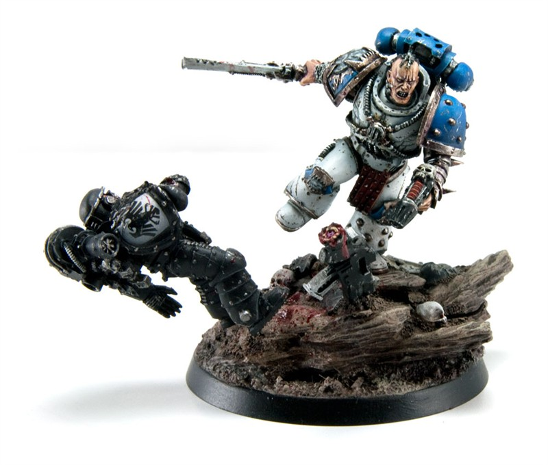 Kharn the Bloody new Miniatures