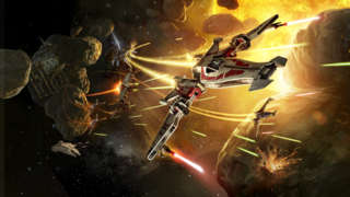 Star Wars: The Old Republic - Galactic Starfighter Review