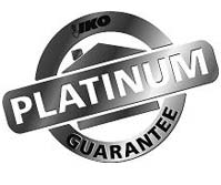 Shingles platinum guarantee